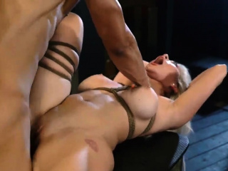 Classmates sex in school Big-breasted blond bombshell Cristi