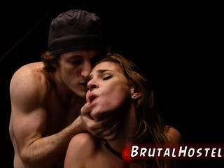 Latex gag bondage Two youthful sluts, Sydney Cole and Olivia