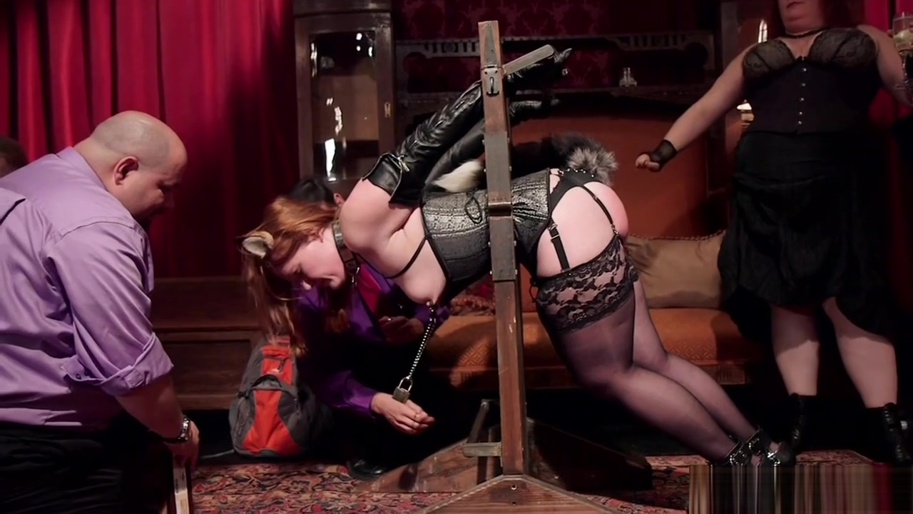 Anal sluts fucked in BDSM orgy party