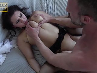 PASCALSSUBSLUTS - Effie Diaz Shoots First Porno For Daddy