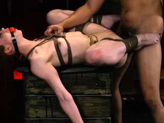 Tight dress bondage Sexy youthfull girls, Alexa Nova and