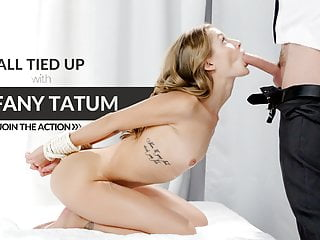 LETSDOEIT Tied Up Tiffany Tatum Amazing Sex With Big Cock BF