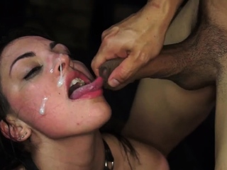 Nurse punishment and pussy licking slave first time Poor Rac
