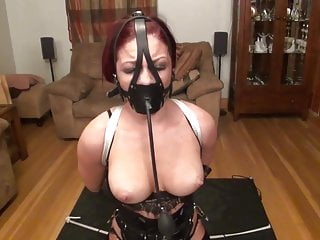 Predicament bondage 8(Orgasm Resistance)