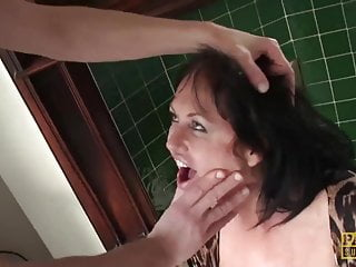 PASCALSSUBSLUTS - Sub MILF Jessie Jo squirts before creampie