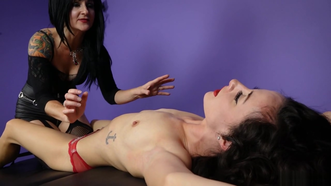 Hyper Ticklish Suffering Slave
