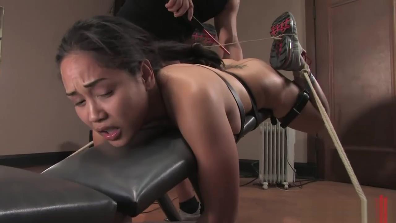 Jessica Bangkok in BDSM