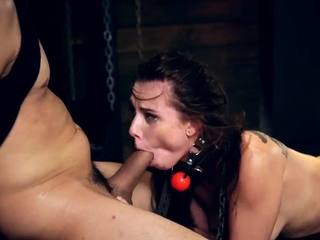 Punish tube and brunette bondage squirt Best allys Aidra Fox