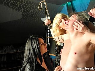 Squeal, Piggy Bitch! - CBT and Nipple Torture