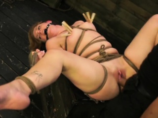 BDSM Indignity For Teen Lily Ligotage