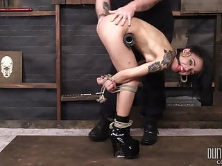 Skinny Latina Teen BDSM Session 2