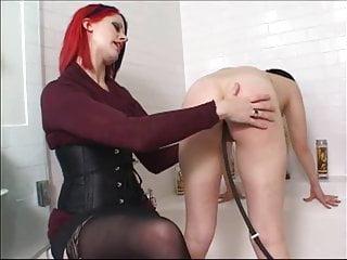 Enema torture
