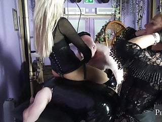 Dirty Fucking Sluts - Rough Pegging from British Dominas