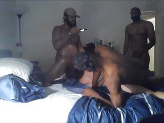 Married friend wanted a gangbang, link to full video in profile
