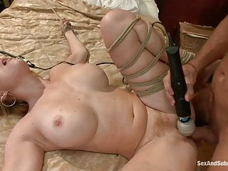 Slave gal Krissy Lynn is back