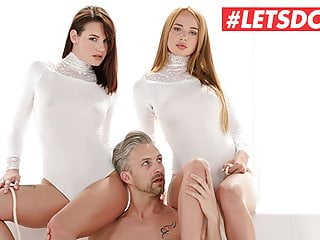 WHITE BOXXX BDSM, Threeway Play With Sexy Elena Vega & Kaisa Nord