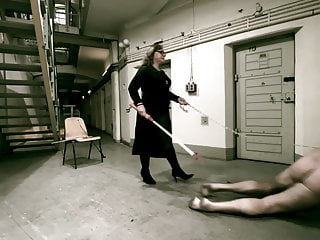 Dominatrix Mistress April - CELL 45 April Prison - Trailer