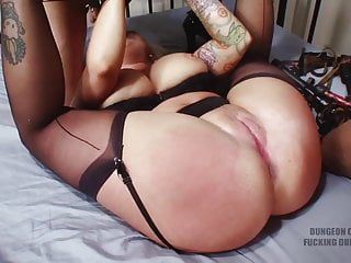 Fucking dungeon - Annie Cruz, Angel Vain