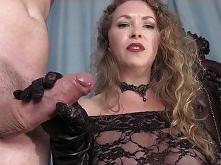 Mistress T 2 Handjob