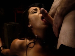 Feeding slave and extreme girl cumshot compilation xxx Two y