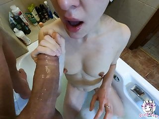 slut asks daddy to play with her