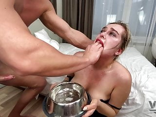 INSANE SKULL FUCK WITH THE TOTAL DESTRUCTION OF THE PERSON 3