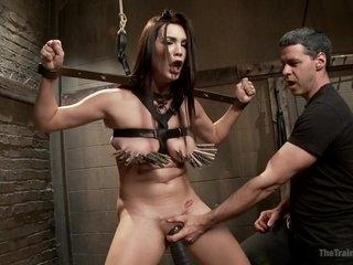 Holly Michaels Crazy Bdsm Sex Scene
