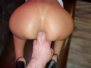 MONIKA FOX - HARD ANAL FUCK AND ANAL PISSING OF THE MASTER