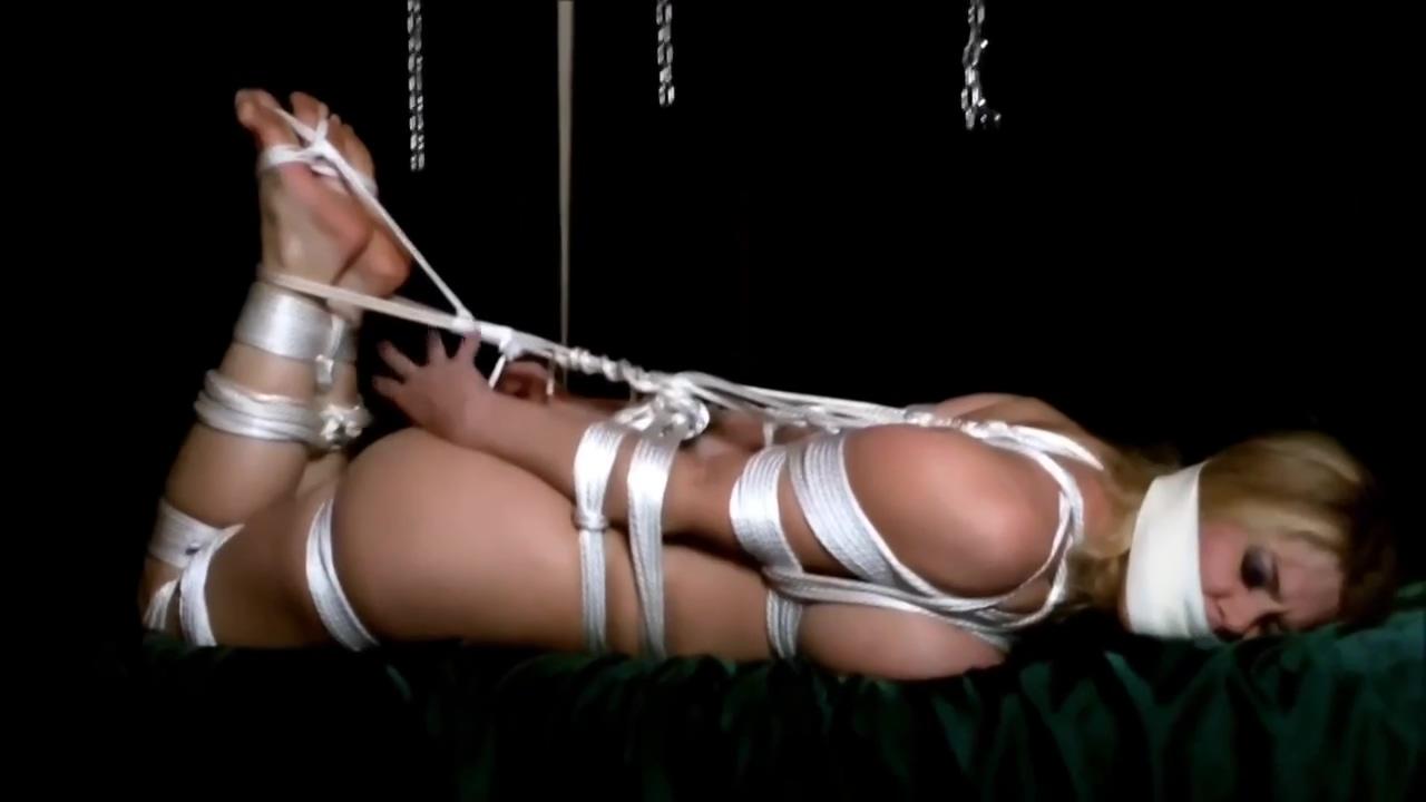 Bondage Fetish Scene With Kinky Lesbians