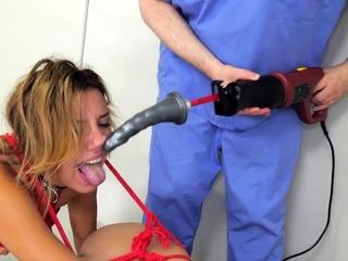 Asylum inmate anal fucked