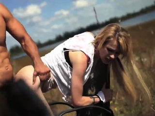 Homemade teen fuck brutal Helpless teen Lily Dixon is lost a