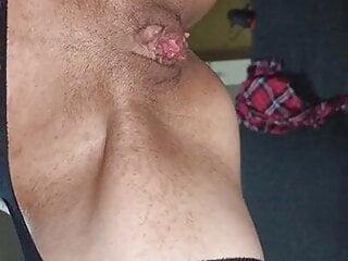 Slut deepthroats my load