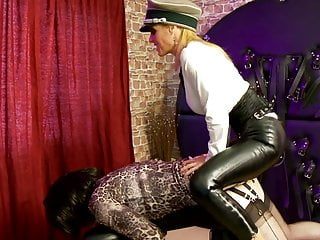 Pounded into submission
