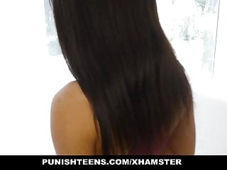 PunishTeens - Teen GF Experiments With BDSM