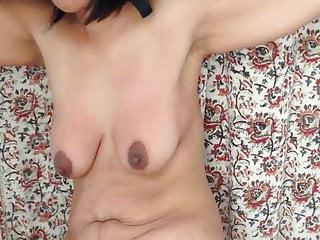 Slut Endures a Brutal Tit Beating