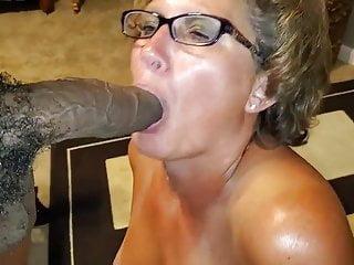 Granny needs her Hung Black man For Dinner