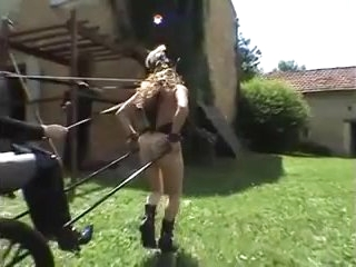 Ponygirl Training