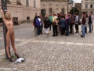 Free Fuck - PublicDisgrace