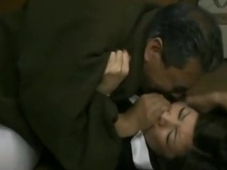 Japanese Father In Law Fuck His Daughter In Law - Part