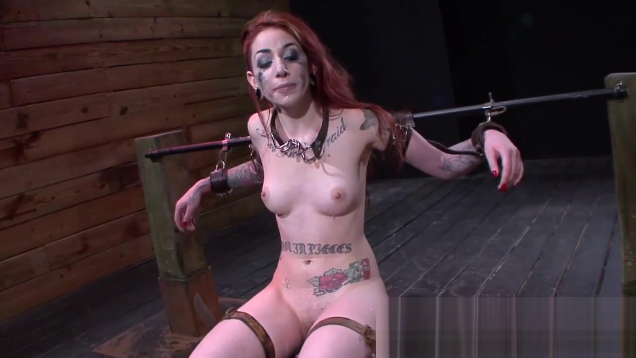 Sex slave toyed n gagged