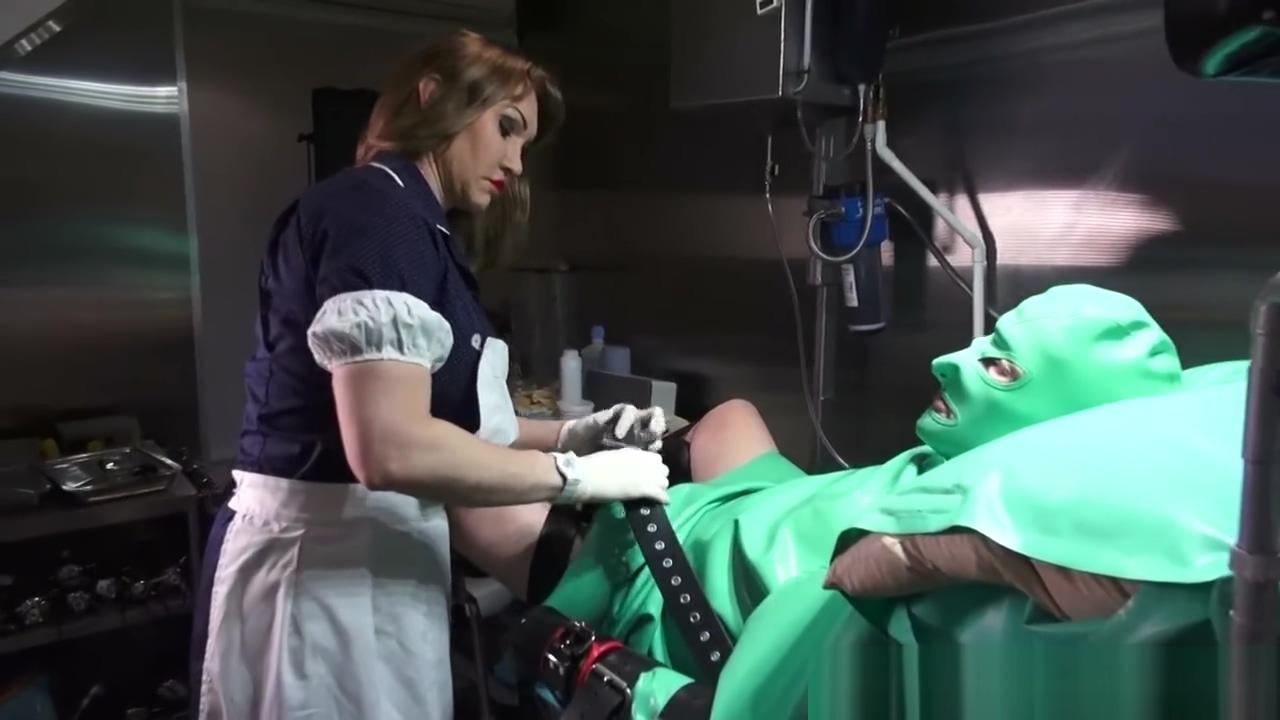Shaving Bondage