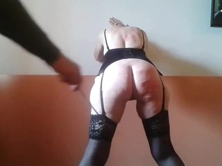 Spanking and pleasure