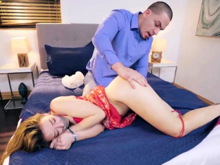 Mature rough sex and hardcore Peter embarked by smacking her